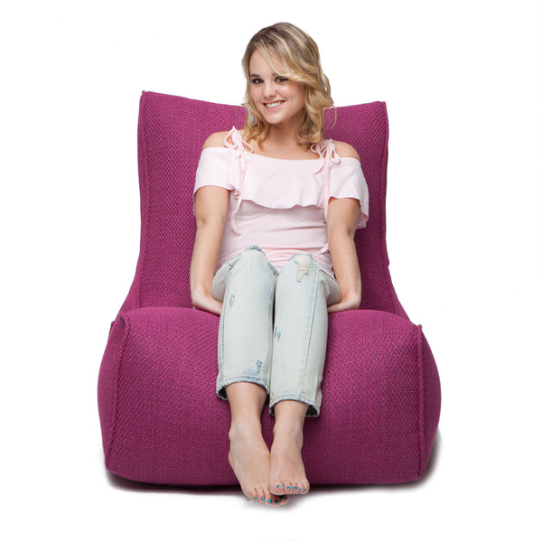 Evolution Sofa - Sakura Pink
