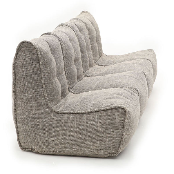 Mod 4 Quad Couch - Eco Weave