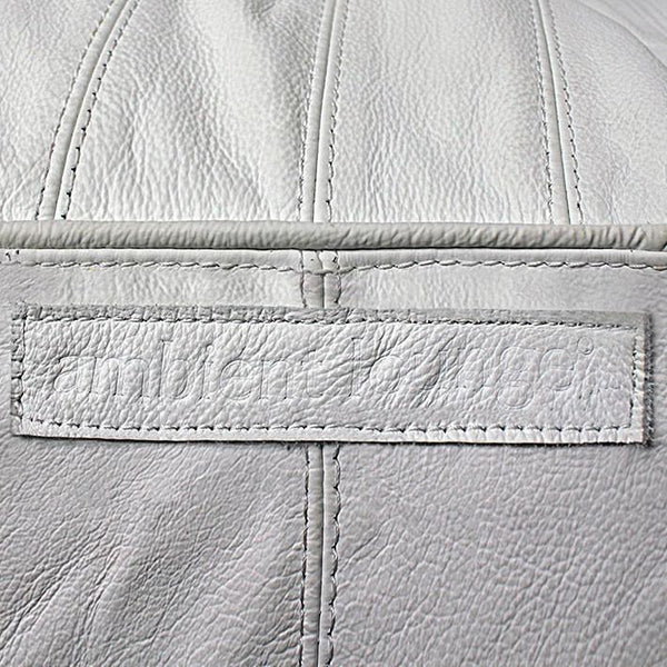 Fiorenze - Santorini White Genuine Leather Set