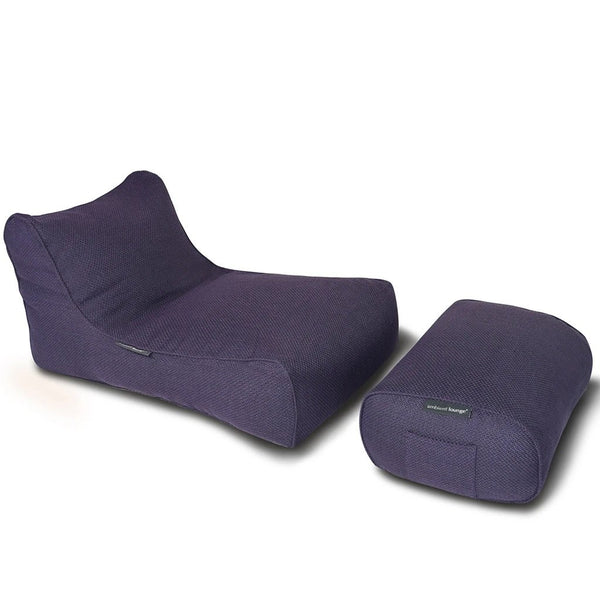 Studio Chaise Set (Aubergine Dream)