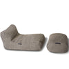 Studio Chaise Set (Eco Weave)
