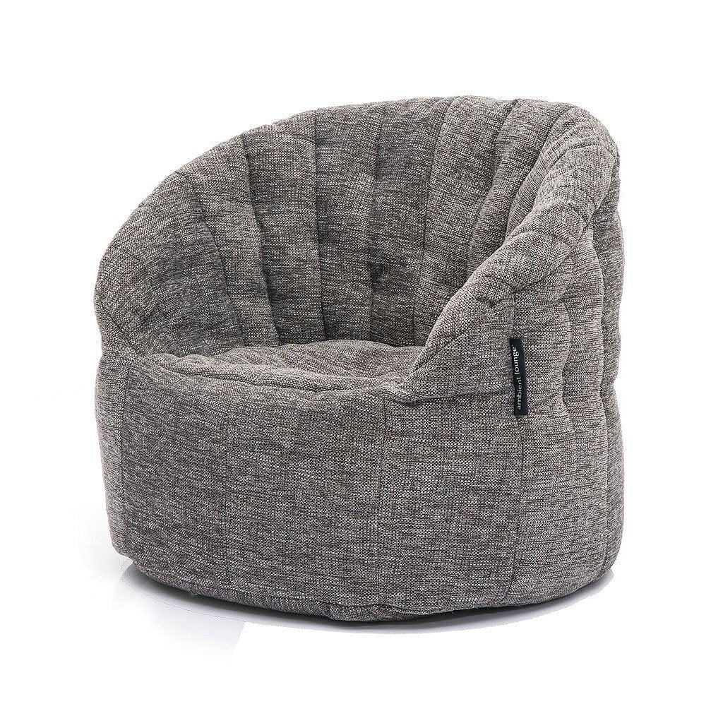 Magnificent Interior Bean Bags Butterfly Sofa Luscious Grey Bean Short Links Chair Design For Home Short Linksinfo