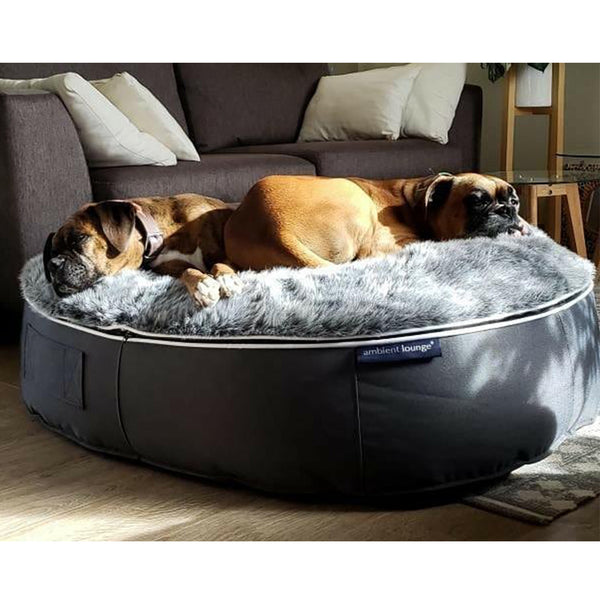 (L) Luxury Indoor/Outdoor Pet Bed (original)