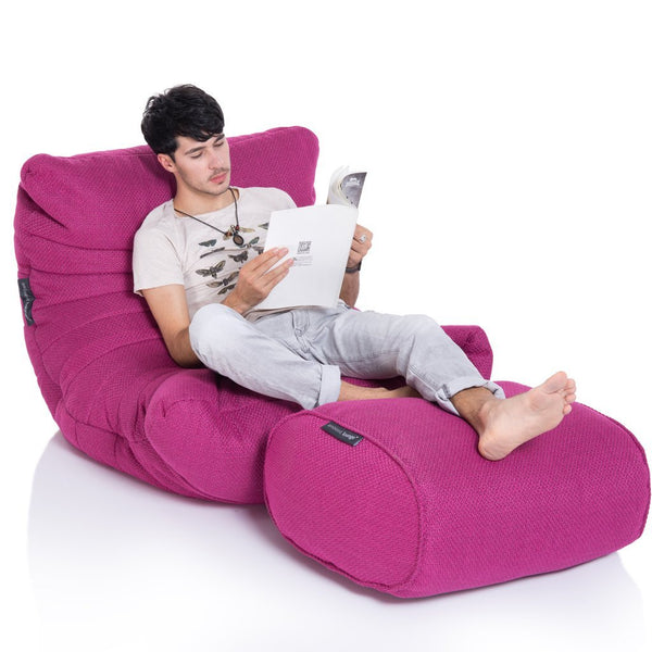 Acoustic Chaise Set (Sakura Pink)