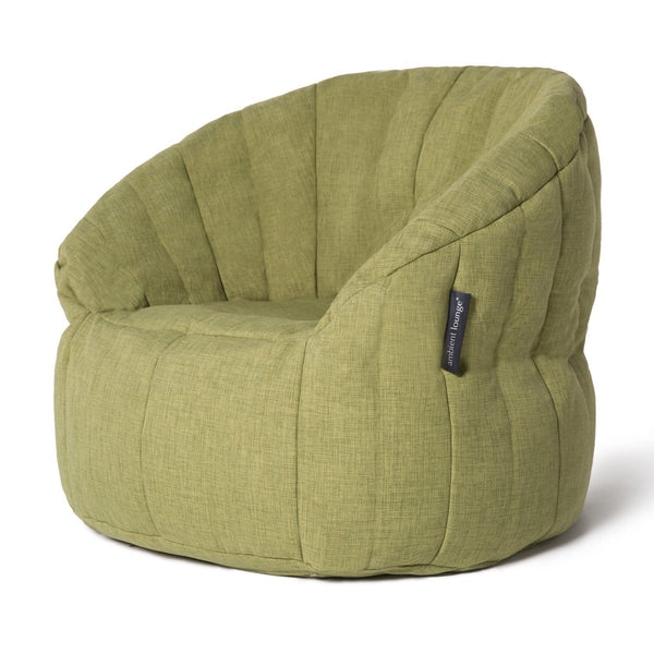 Butterfly Sofa - Lime Citrus