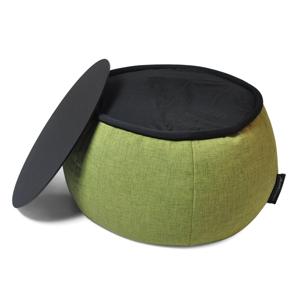 lime green indoor table furniture by Ambient Lounge