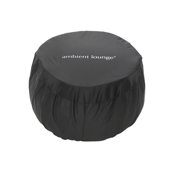 Waterproof Outdoor Covers - Wing Ottoman Fitted Cover