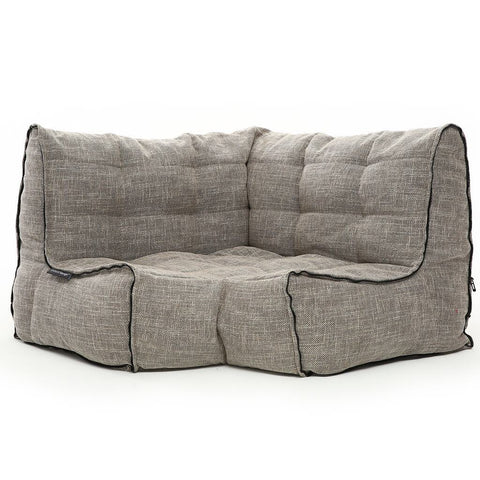 Fabulous Bean Bag Corner Sofa Bed Baci Living Room Andrewgaddart Wooden Chair Designs For Living Room Andrewgaddartcom