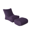 Evolution Chaise Set (Aubergine Dream)