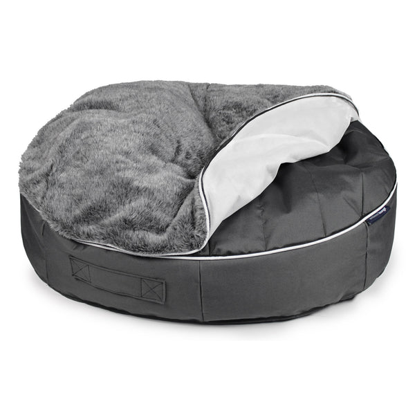 Spare Deluxe Fur Cover Fits sm/med pet bed