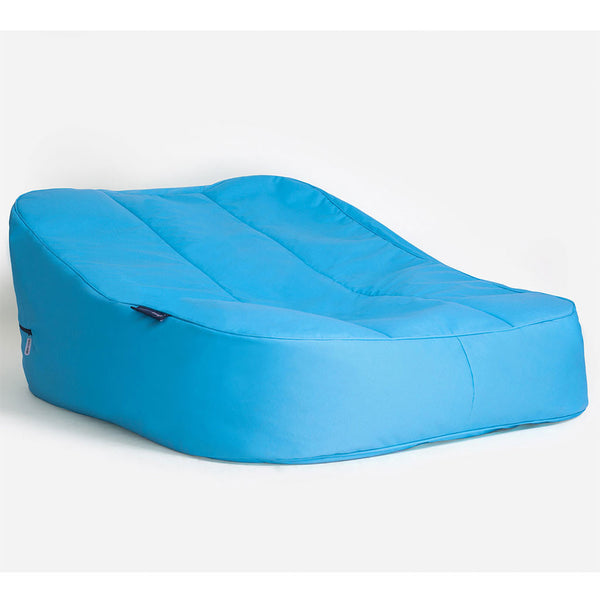 blue satellite twin bean bag by Ambient Lounge