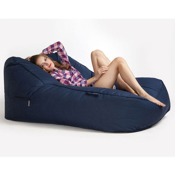 Satellite Twin Sofa - Deep Atlantic