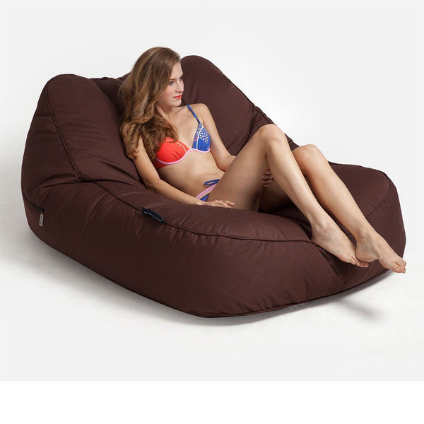 Satellite Twin Sofa - Earthcore Brown