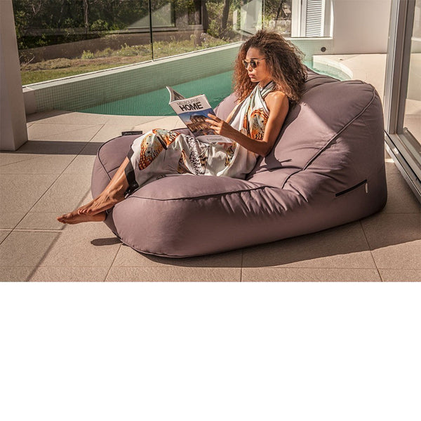 Satellite Twin Sofa - Carefree Grey
