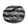 (L) Spare Premium Cover - Wild Animal Faux Fur