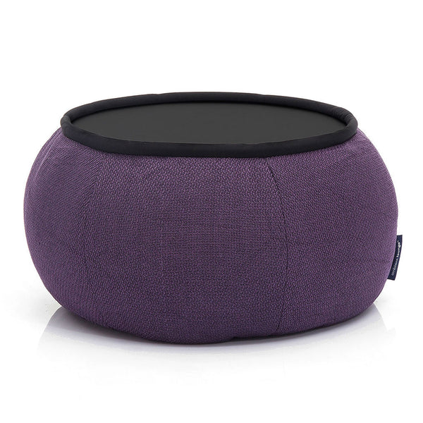 purple indoor table furniture by Ambient Lounge