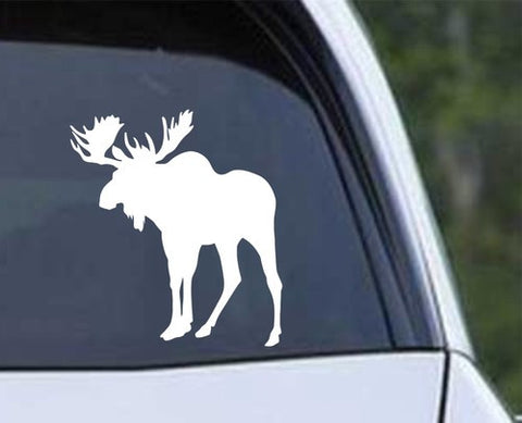 Moose Decals