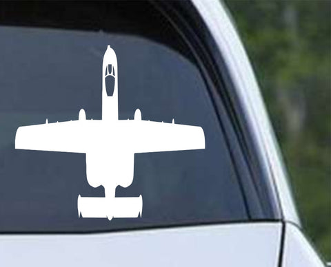 A-10 Warthog Die Cut Vinyl Decal Sticker