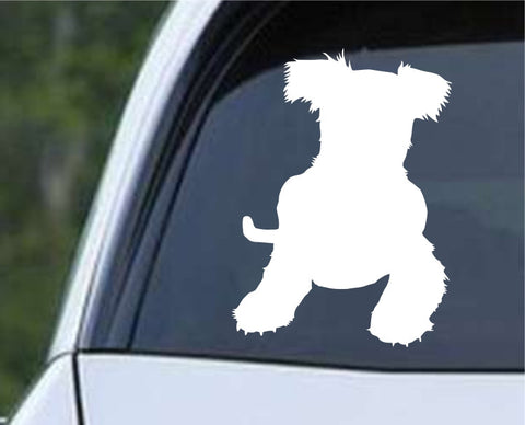 Airedale Terrier Dog (01) Die Cut Vinyl Decal Sticker