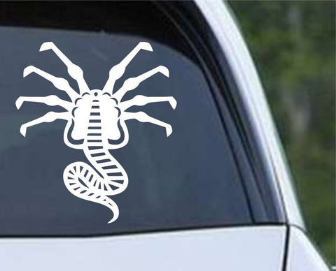 Aliens Face Hugger Die Cut Vinyl Decal Sticker - Decals City