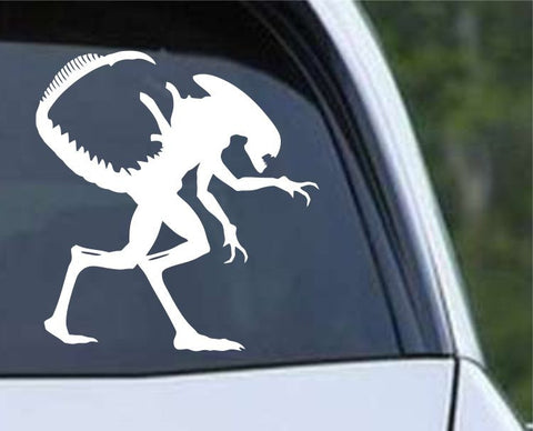 Aliens Xenomorph (ver b) Die Cut Vinyl Decal Sticker - Decals City