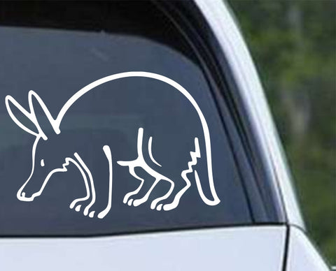 Anteater Die Cut Vinyl Decal Sticker - Decals City