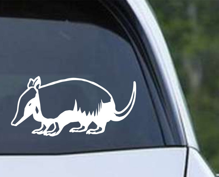Armadillo (02) Die Cut Vinyl Decal Sticker - Decals City