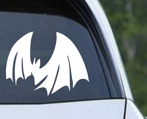 Bat (02) Die Cut Vinyl Decal Sticker