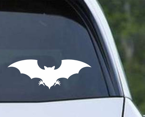 Bat (03) Die Cut Vinyl Decal Sticker - Decals City