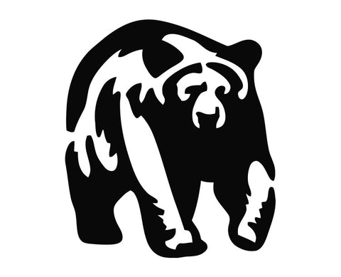 Bear (a) Die Cut Vinyl Decal Sticker - Decals City