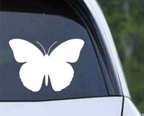Butterfly (06) Die Cut Vinyl Decal Sticker