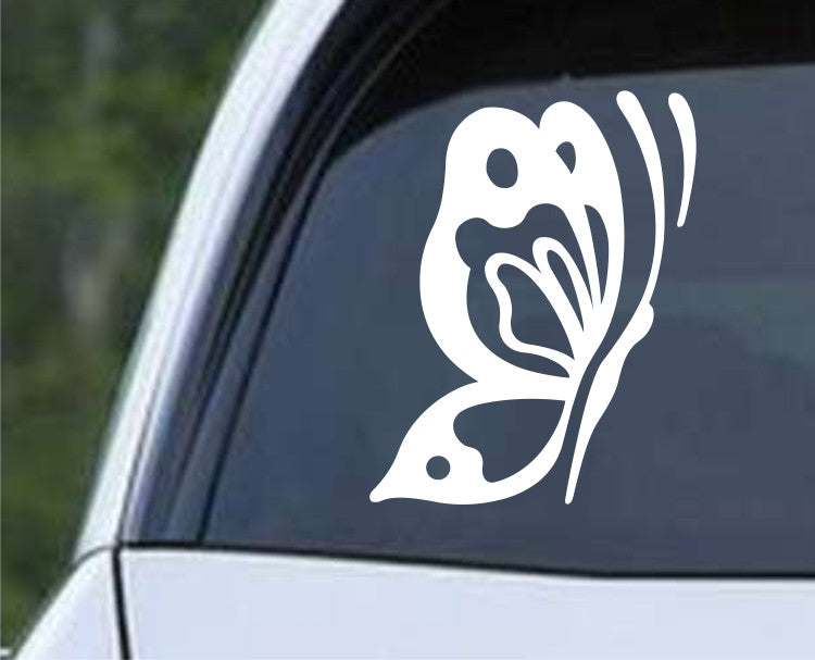 Butterfly (08) Die Cut Vinyl Decal Sticker - Decals City