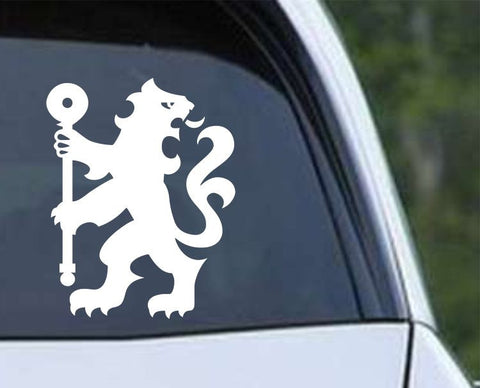 Chelsea Football Club Inspired Die Cut Vinyl Decal Sticker - Decals City