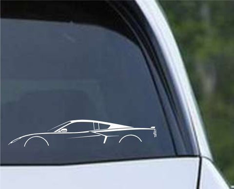Chevrolet Corvette C8 Die Cut Vinyl Decal Sticker - Decals City