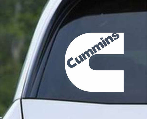 Dodge Cummins Die Cut Vinyl Decal Sticker - Decals City