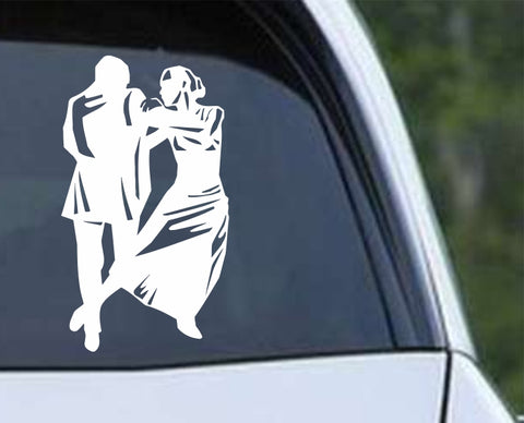 Dance - Argentino Tango Die Cut Vinyl Decal Sticker - Decals City