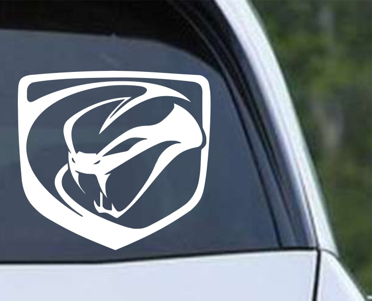 Dodge Viper Logo (ver b) Die Cut Vinyl Decal Sticker - Decals City