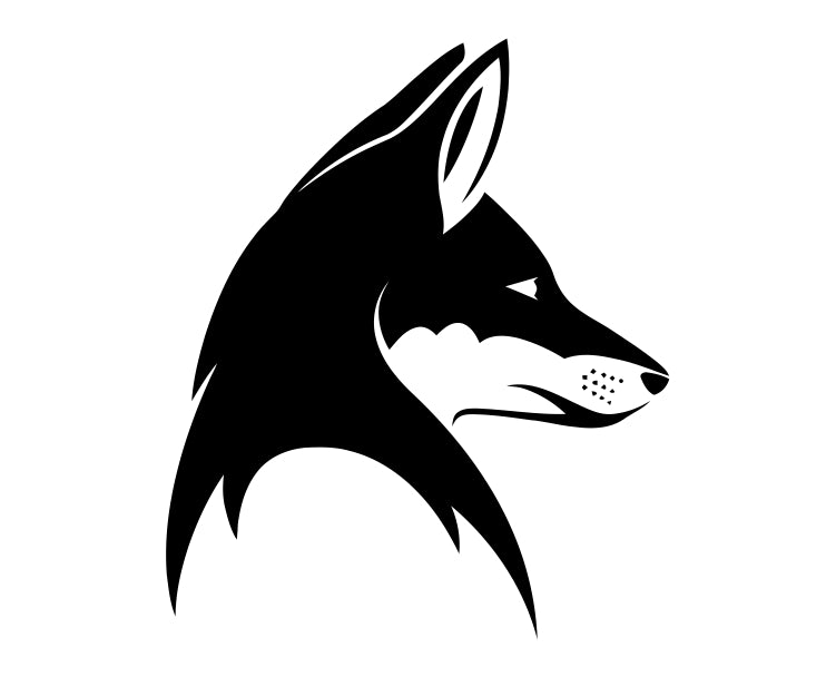 Fox Head (ver c) Die Cut Vinyl Decal Sticker - Decals City