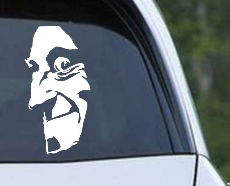 Frankenstein (e) Igor Monster Die Cut Vinyl Decal Sticker - Decals City