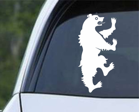 Game Of Thrones - House Mormont Die Cut Vinyl Decal Sticker - Decals City