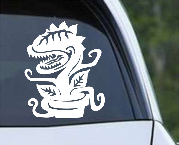 37f02b618 The Little Shop of Horrors Die Cut Vinyl Decal Sticker – Decals City