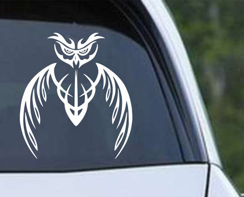 Owl (19) Die Cut Vinyl Decal Sticker
