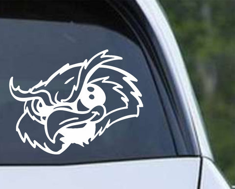 Owl (20) Die Cut Vinyl Decal Sticker