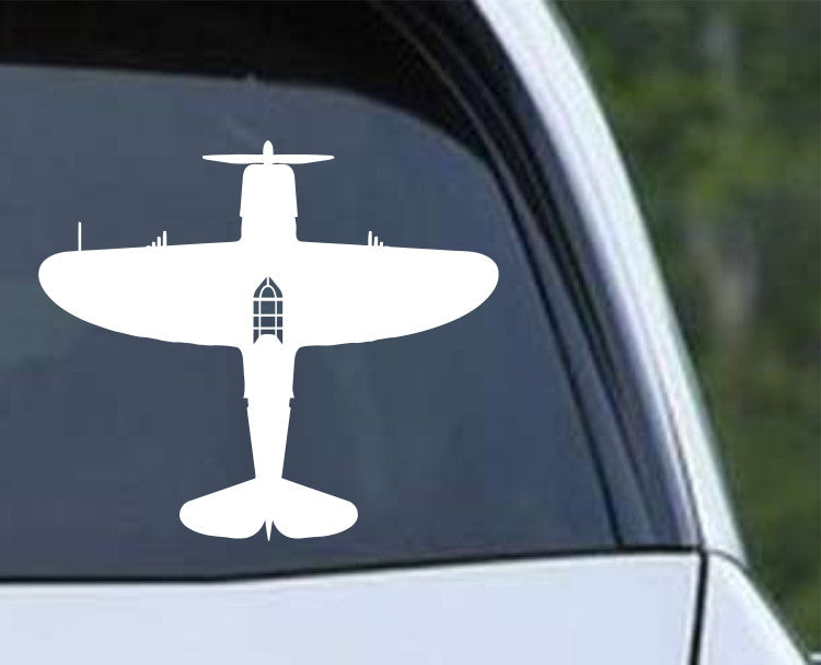 P-47 Razorback Die Cut Vinyl Decal Sticker - Decals City