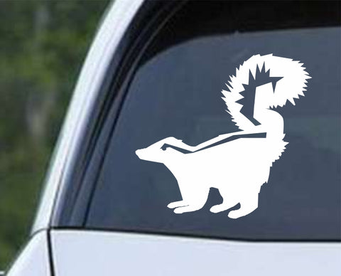Skunk v2 Die Cut Vinyl Decal Sticker - Decals City
