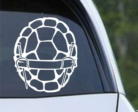 Teenage Mutant Ninja Turtles TMNT - Raphael Die Cut Vinyl Decal Sticker