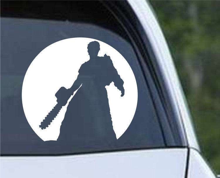 The Evil Dead Ash Army Of Darkness Die Cut Vinyl Decal Sticker - Decals City