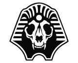 The Venture Bros. Sphinx Die Cut Vinyl Decal Sticker - Decals City