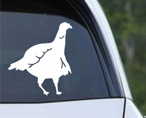 Turkey (03) Die Cut Vinyl Decal Sticker