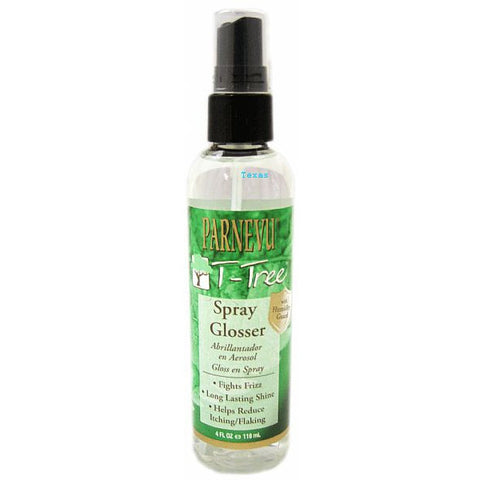 Parnevu T-Tree Glosser - 4 fl oz clear spray